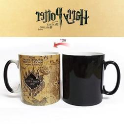 Harry Potter Ceramic Color Changing Mug Heat Sensitive Magic