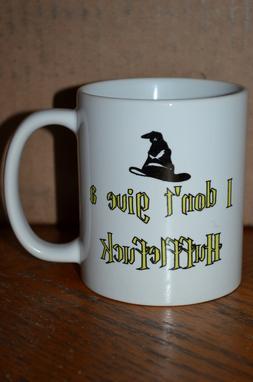 Harry Potter Coffee Mug Funny Rude Saying Muggle 11oz cerami
