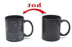 Heat Changing Mug Animal Constellation Magic Coffee Mug Heat