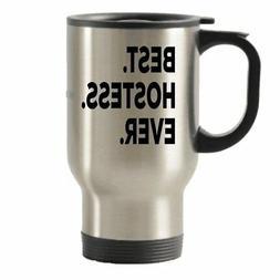 Hostess Travel Mug - Hostess Gifts For Women Men - Ideas For