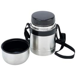 Hot Lunch 17oz Insulated Food Storage SS Coffee Soup Cup Con