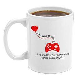 I Vow To Love You | Premium 11oz Coffee Mug Gift - Perfect F
