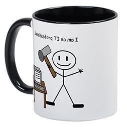 CafePress - It Pro Mugs - Unique Coffee Mug, Coffee Cup