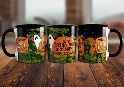 It's The Great Pumpkin Charlie Brown / GHOST 11 oz Hot /Cold