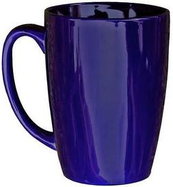 ITI Ceramic Endeavor Coffee Mugs with Pan Scraper, 14 Ounce