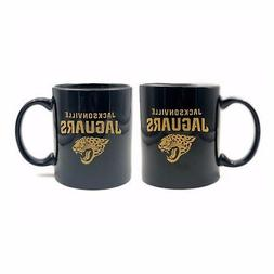Jacksonville Jaguars Boelter NFL Rally Coffee Mug 11oz FREE