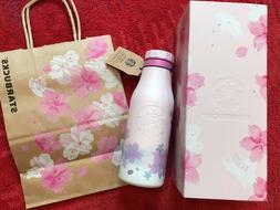Japan Starbucks Tumbler 2019 Sakura Products Stainless Bottl