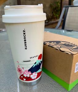 """Japan STARBUCKS """"You Are Here"""" 2018 Winter Tumbler Collectib"""