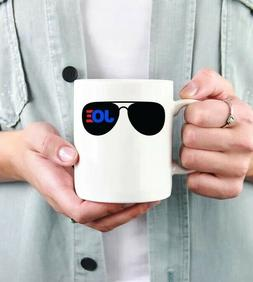 Joe Biden Aviators Coffee Mug
