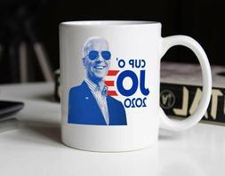 Joe Biden For President 2020 Cup O' JO Democrat Coffee Mug C