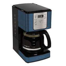 Mr. Coffee JWX36-MB Advanced Brew 12 Cup Programmable Coffee