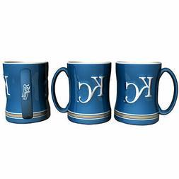 Kansas City Royals Boelter MLB Relief Coffee Mug 14oz FREE S