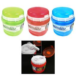 Insulated Food Container Thermo Jar Mug Travel Lunch Box War