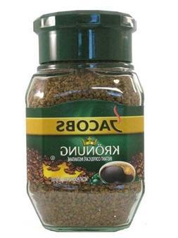 Jacobs Kronung Instant Coffee 7.05oz  Kosher