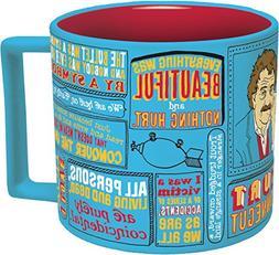 Kurt Vonnegut Coffee Mug - Vonnegut's Most Famous Quotes - C
