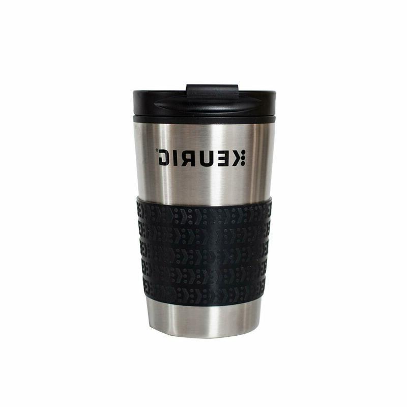 Insulated Coffee Travel Mug Under Keurig K-Cup Pod Coffee Ma