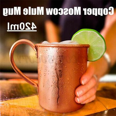 15 oz pure copper mug cup moscow