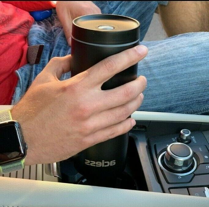 16 Stainless Cup Mug