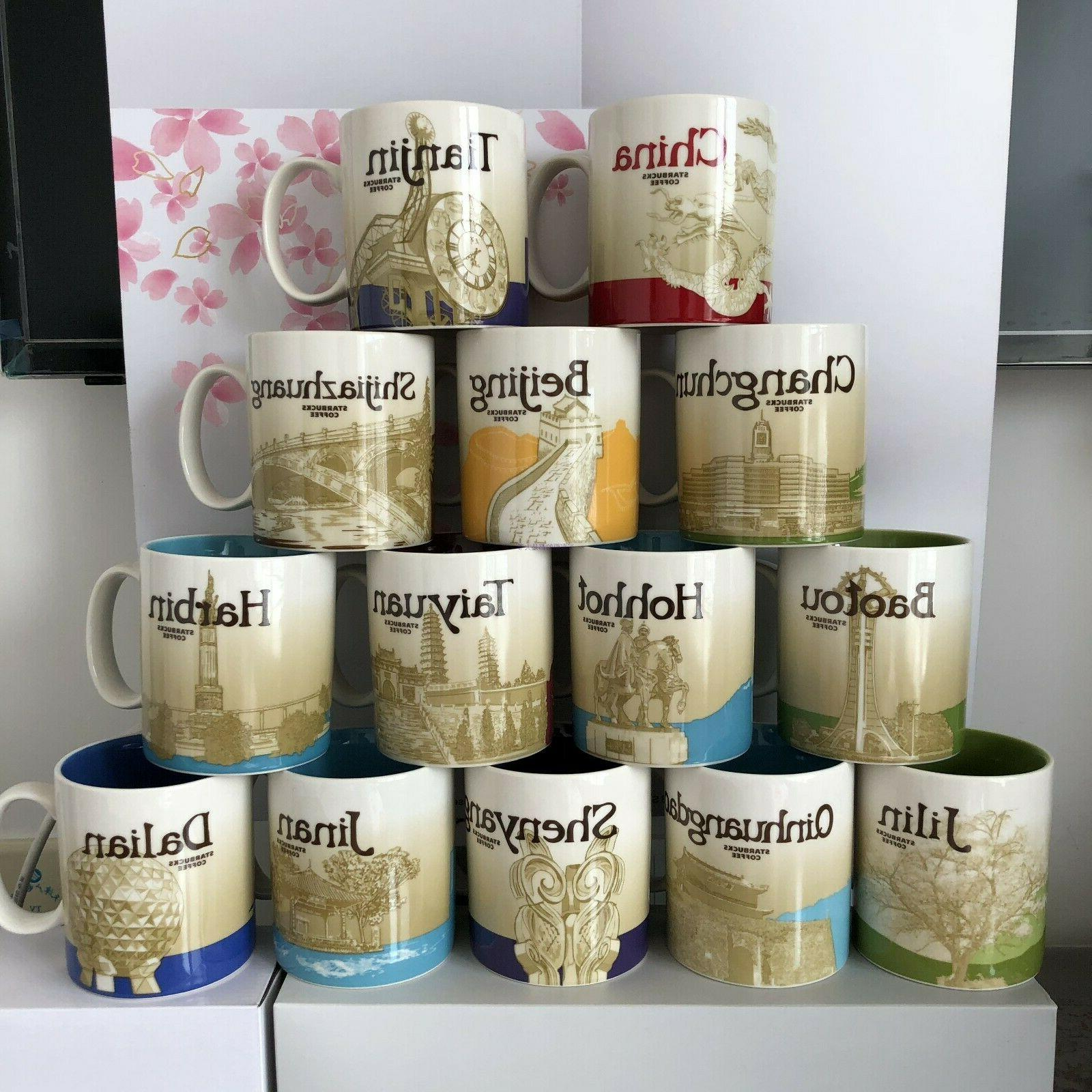 16oz Coffee Mug Global Idol City Collector Series Mugs You A
