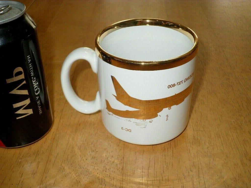 AMERICAN AIRLINES #1998 AWARDS DINNER Coffee Mug