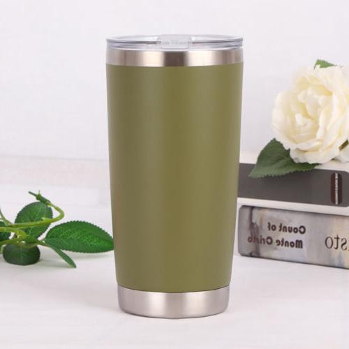20 oz Vacuum Tumbler Insulated Coffee