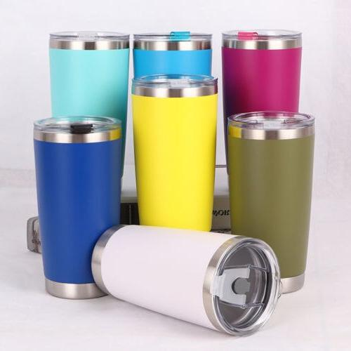 20 Vacuum Tumbler Insulated Coffee Mug Flask
