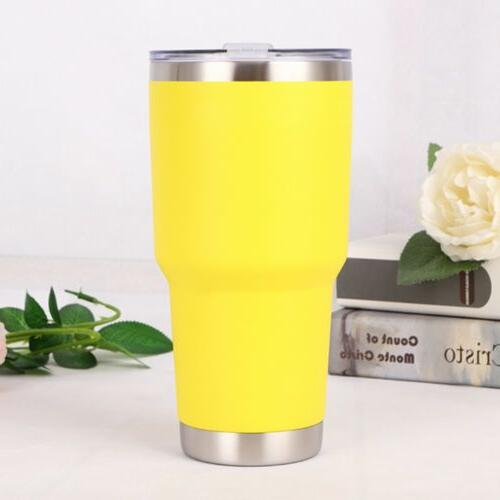 20oZ/30oZ Stainless Tumbler Vacuum Double Mug Cup Coffee