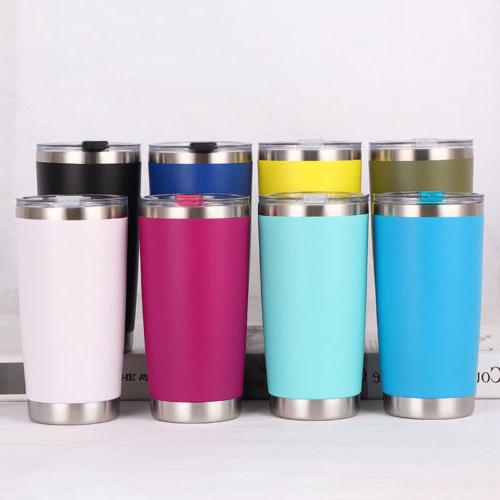 20oz/600ml Tumbler Travel Coffee Mug Cup