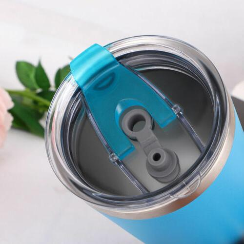 20oz/600ml Stainless Steel Vacuum Tumbler Mug Cup Flask