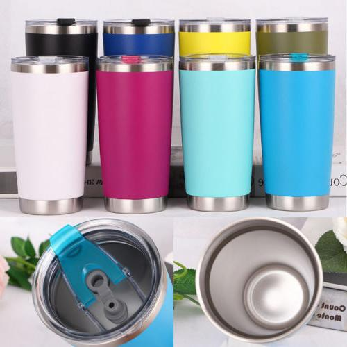 20oz 600ml stainless steel vacuum tumbler insulated