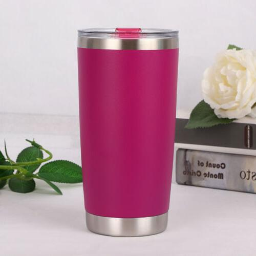 20oZ Steel Tumbler Vacuum Double Wall Travel Cup Coffee