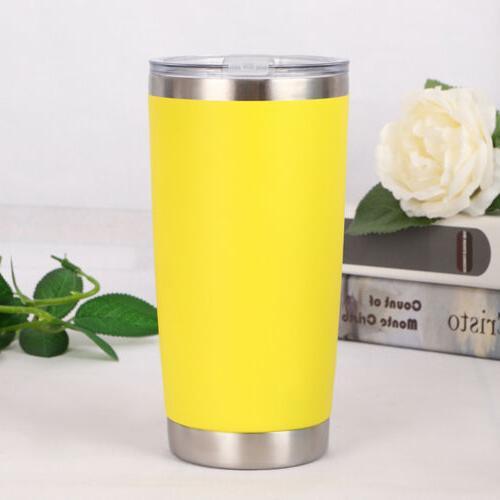 20oZ Stainless Steel Vacuum Insulation Travel Mug Cup Coffee