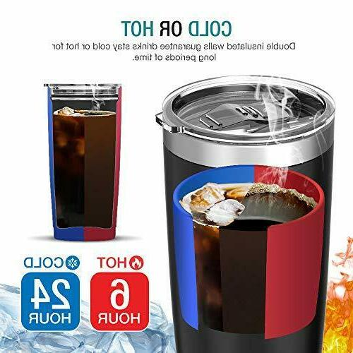 20oz Rambler Cup Travel Coffee Mug