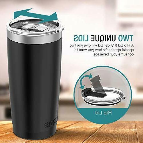 20oz Insulated Rambler Lid Travel Mug