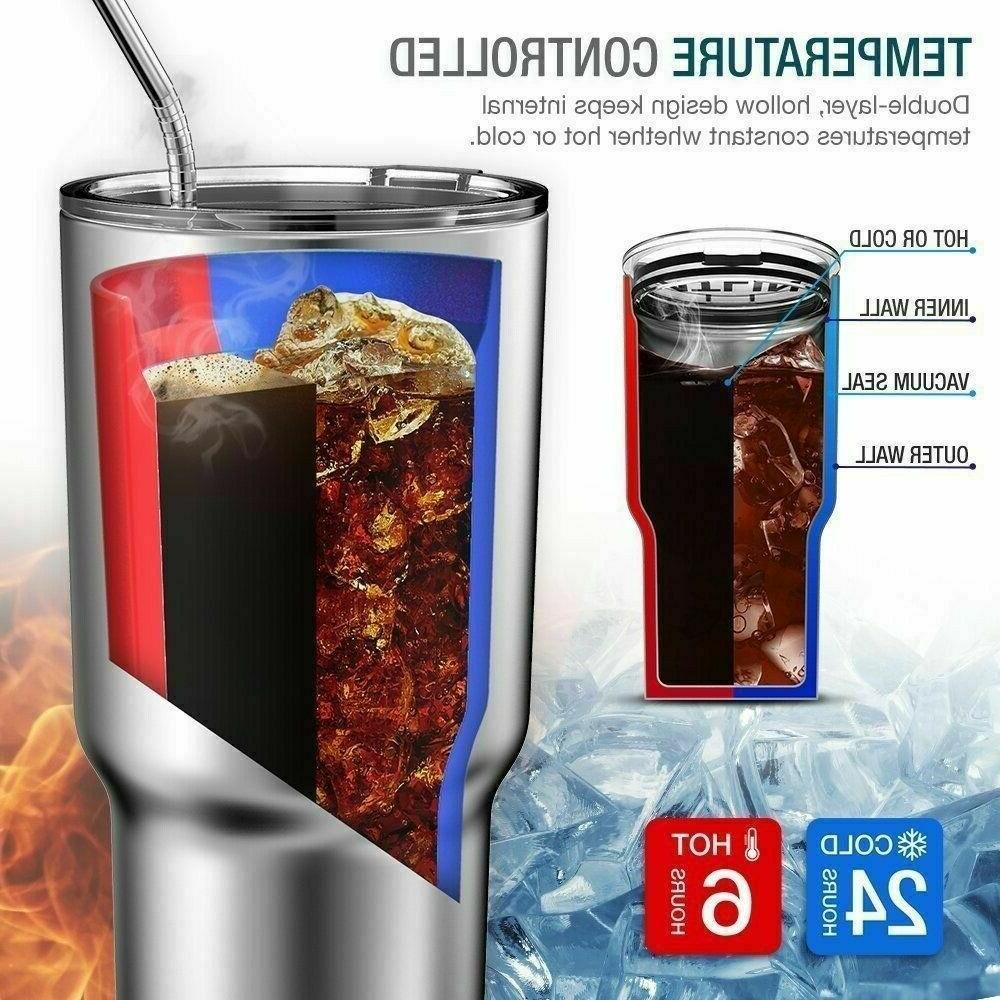 30oz Stainless Steel Tumbler Double Wall Vacuum Insulated Co