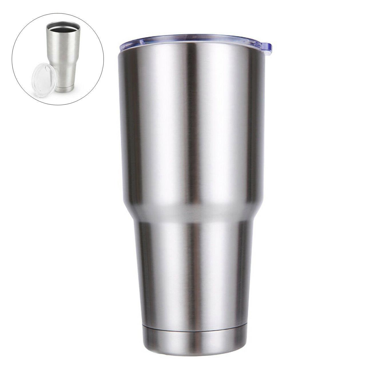 Travel Mug 30 Oz. Stainless Steel Tumbler Double Wall Vacuum