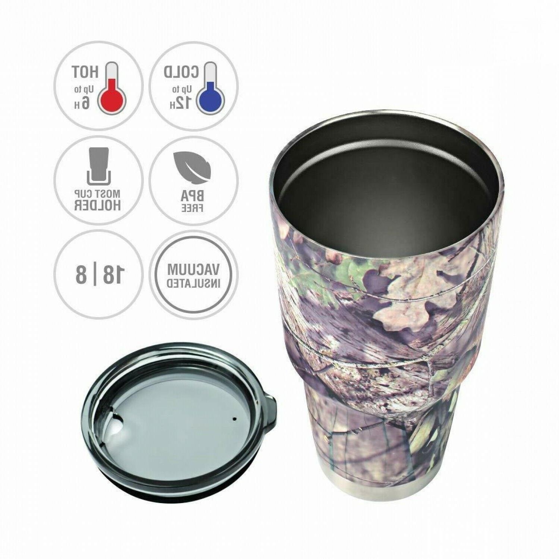 30 Tumbler Non-Spill Lid Travel Mug
