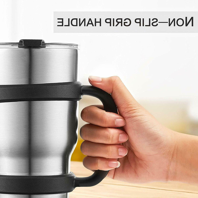 30 Tumbler Non-Spill Travel Mug