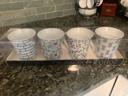 Soho Loft Coffee Mug MICROWAVE AND SAFE- NEW MAKE