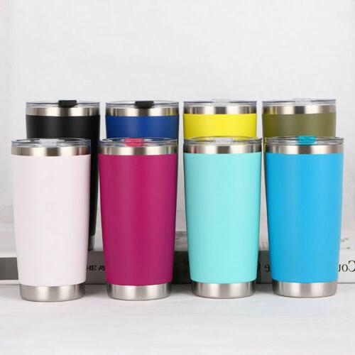 20oz stainless steel vacuum tumbler insulated travel