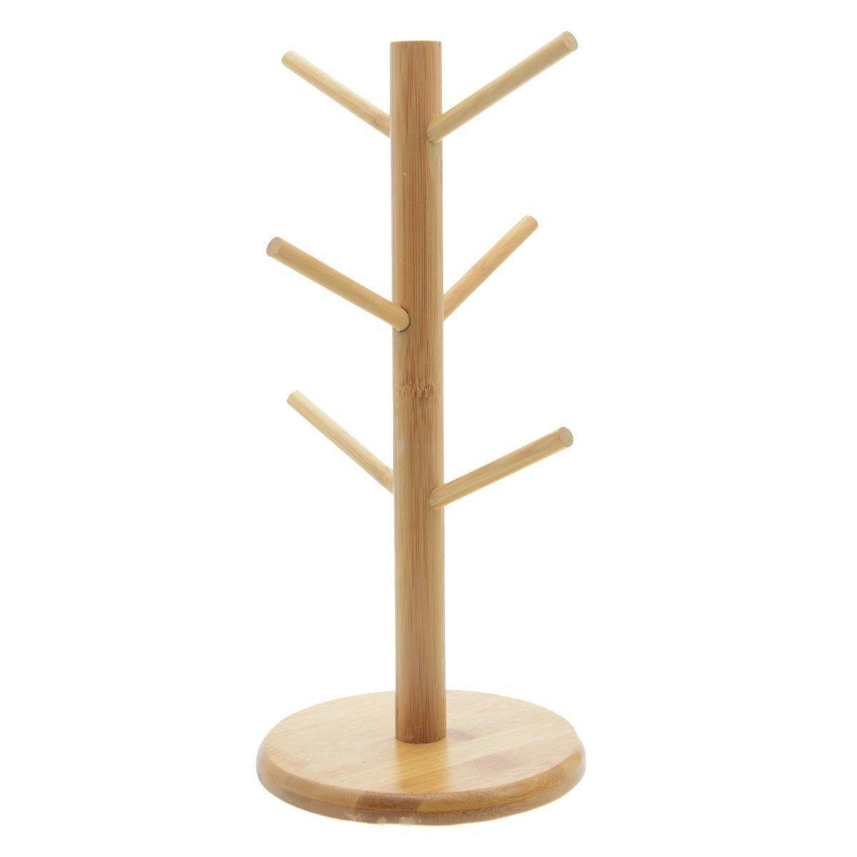 Mug Tree Stand Coffee Tea Cup Holder Kitchen Hanger Display