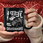 It's A Jeep Thing Coffee Mug, Awesome Gift For Jeep Driver C