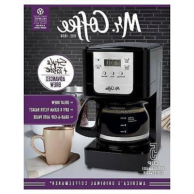Mr. Coffee® Advanced Coffee Maker