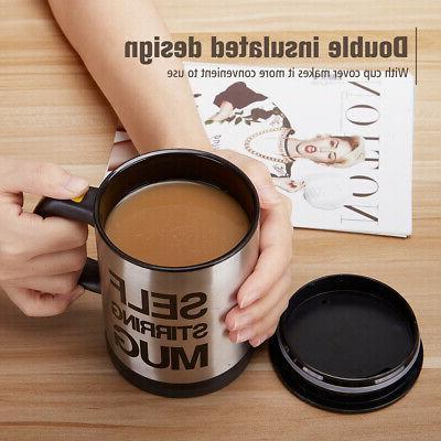 Automatic Self Coffee Mixer Tea Home