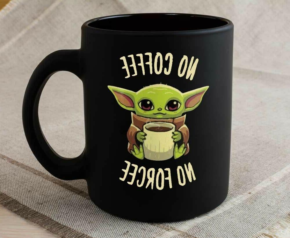 baby yoda the child mandalorian mug no