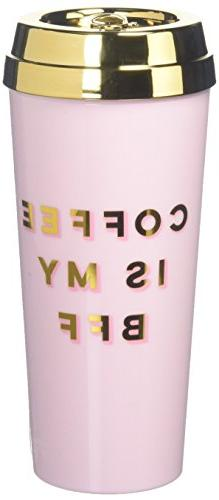 ban.do Hot Stuff Bff Deluxe Thermal Mug, Multicolor