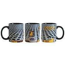 The Beatles Yellow Submarine/Sea Of Holes Ceramic 16 oz. Mug