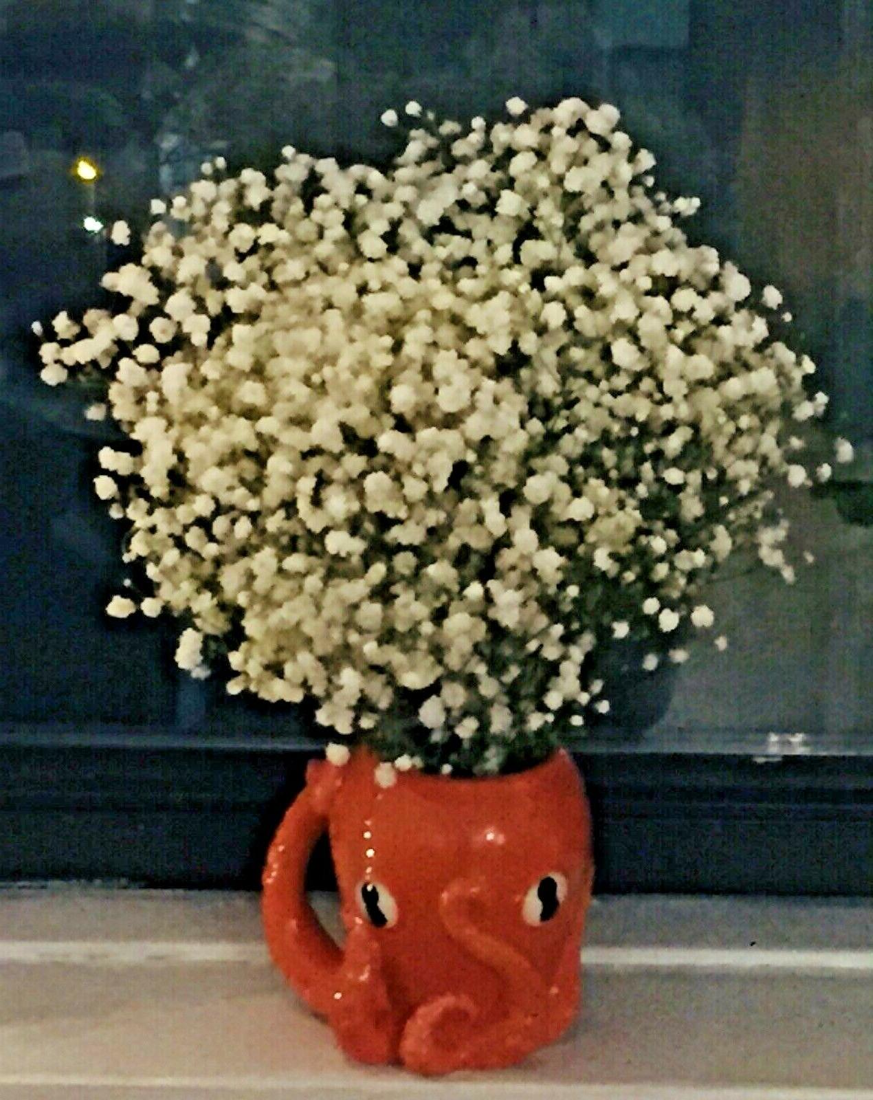 Octopus Flower holder Tentacle Handle