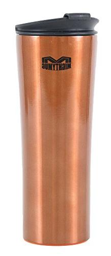 Mighty Mug Biggie Stainless Steel Tumbler, The Travel Mug Th