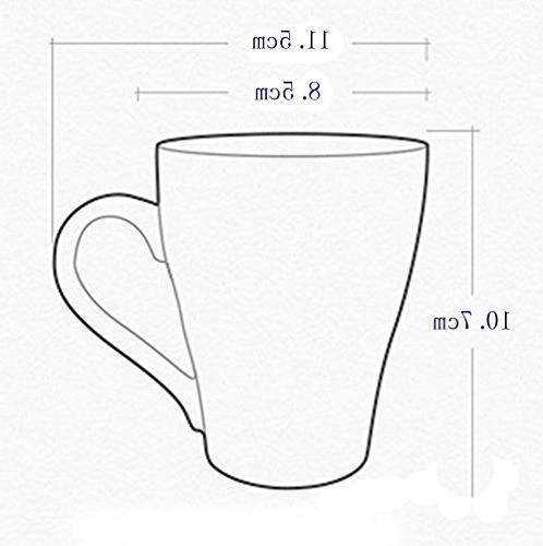 Blue Coffee Mug Tea Cup - China Mug